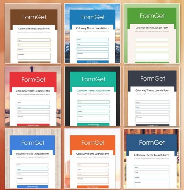 formget_form_variations