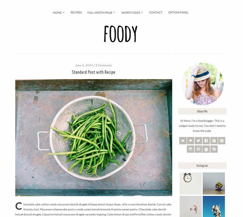 WPTheme__Foody