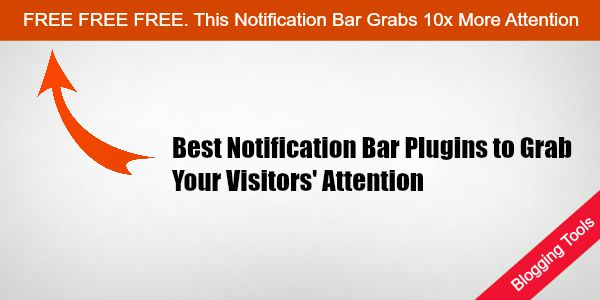 Notifications Bars
