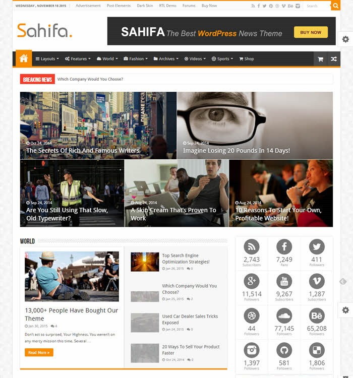 ThemeForest_Sahifa