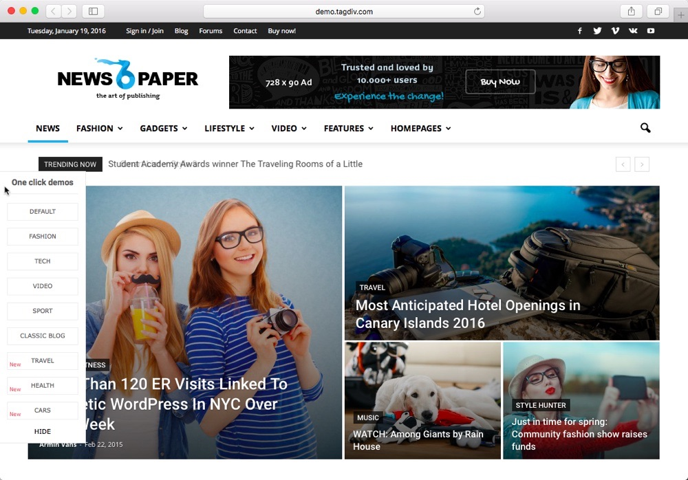 NewsPaper_ViralWordPressTheme