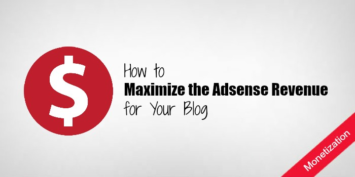 Maximize Adsense Revenue