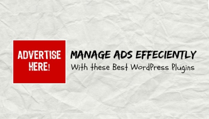 Manage-Ads-Effeciently
